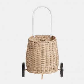 Luggy Basket in Straw
