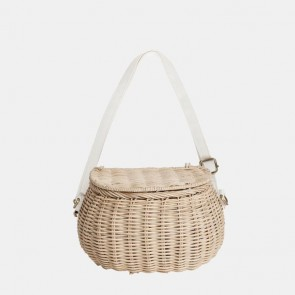 Mini Chari Basket Straw - New Colour 2019!
