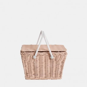Piki Basket Rose