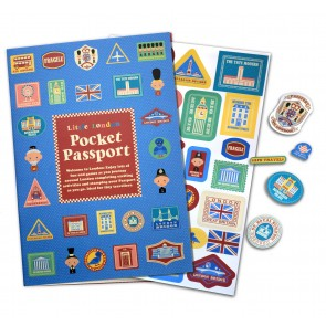 Little London Pocket Passport