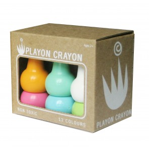 Non-Toxic Playon Crayons Pastel Colours