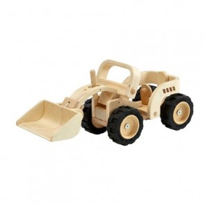 Plan Toys Bulldozer - Special Edition