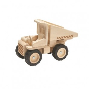 Plan Toys Dump Truck - Special Edition
