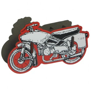 Motor Cycle Pencil Holder