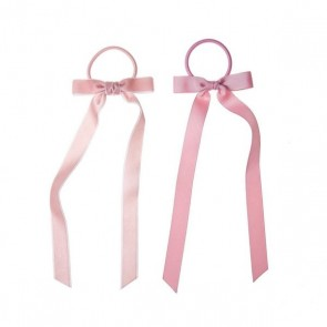Pollyanna Long Tie Ponies Rose