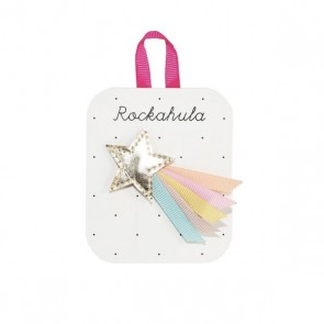 Wish Upon A Star Clip Rainbow Pastel
