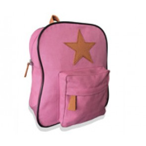 Star Backpack in Rasberry