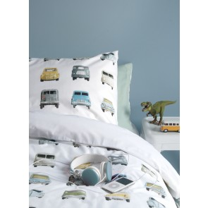 Single Bed Duvet Cover Cars