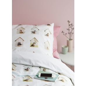 Single Bed Duvet Birdhouse