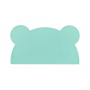 Placemat Bear Mint - We Might Be Tiny