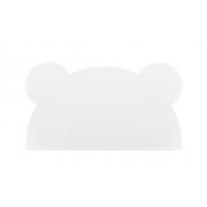 Placemat Bear White - We Might Be Tiny