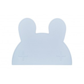 Placemat Bunny Blue - We Might Be Tiny