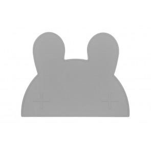 Placemat Bunny Grey - We Might Be Tiny