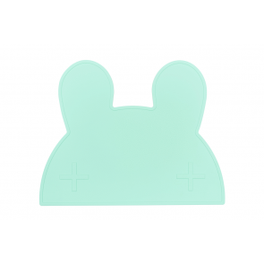 Placemat Bunny Mint - We Might Be Tiny
