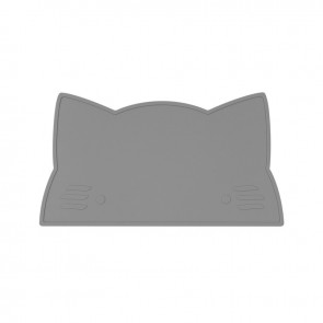 Placemat Cat Grey - We Might Be Tiny