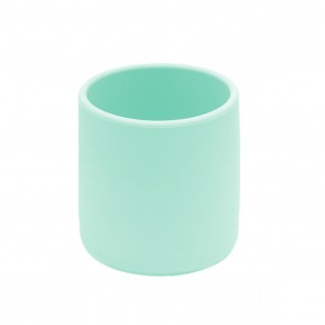 Silicone Grip Cup - Minty Green