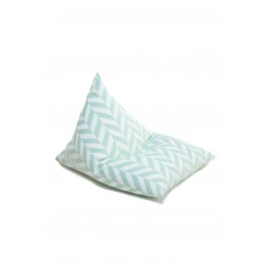 Bean Bag Herringbone Mint