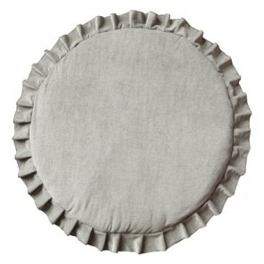 Play Mat Velvet Grey