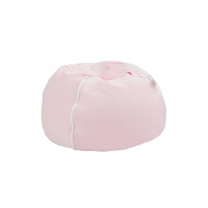 Bubble Bean Bag Velvet Pink