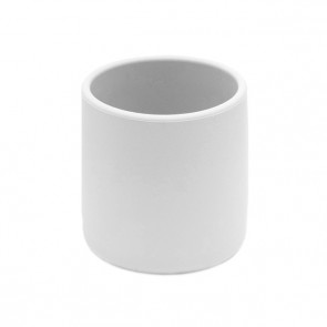 Silicone Grip Cup - Light Grey