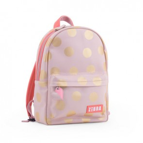 Backbag Wild Dots in Gold