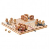 Neo Wooden Ludo Board Game