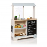 Shop and Street Kitchen Piperis in Creme Greyblue