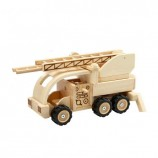 Plan Toys Fire Truck - Special Edition